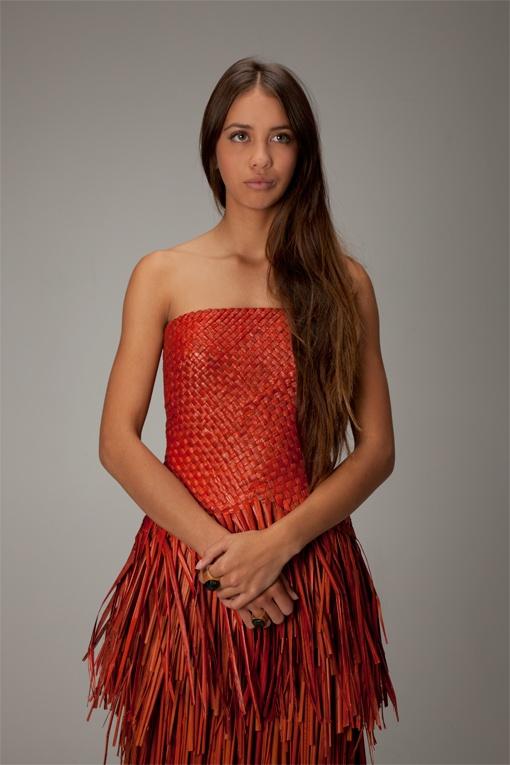 bree-clyne-shona-tawhiao-red-flax-dress