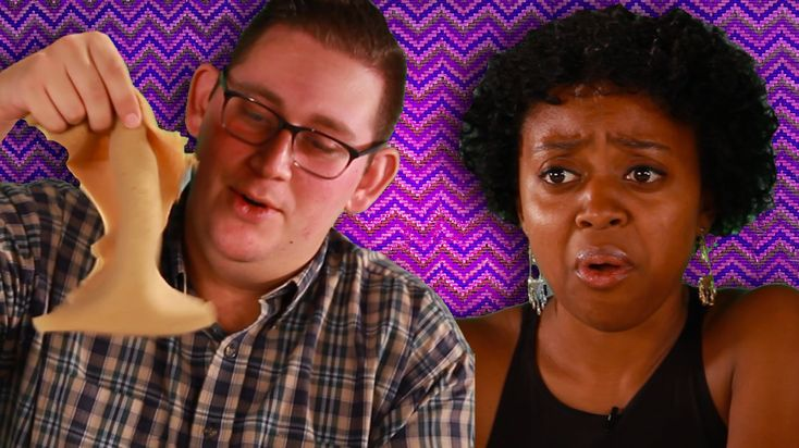 BuzzFeed: People Eat Ethiopian Food For The First Time. This is funny, and I get that not everyone can have the full experience.