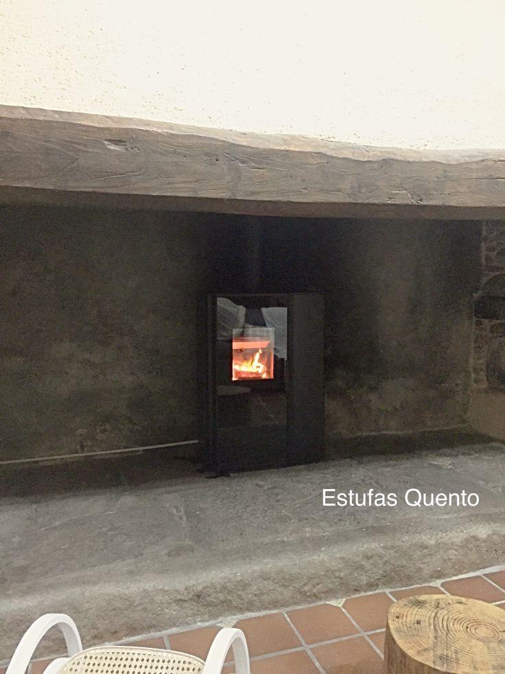 176 best estufas de le a images on pinterest wood - Estufa de lena ...