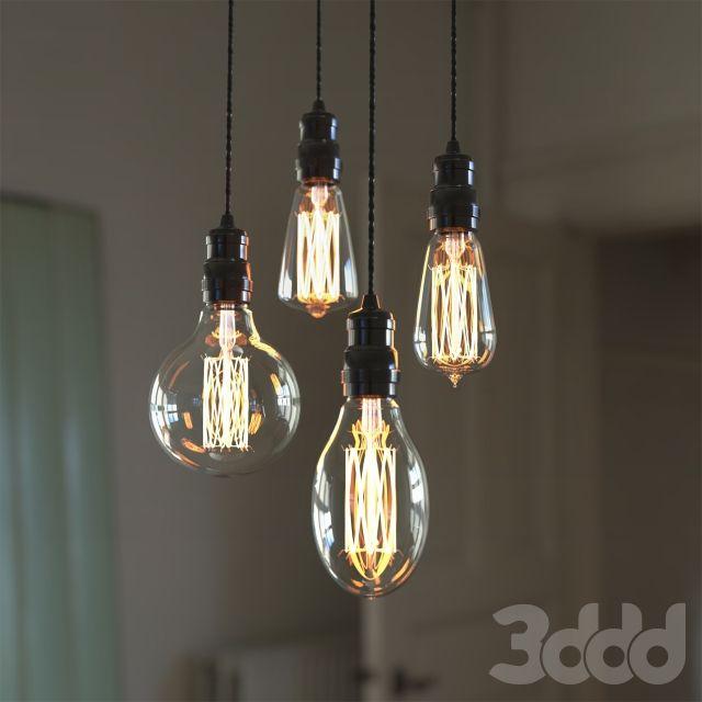 Edison lamp (Лампа Эдисона)