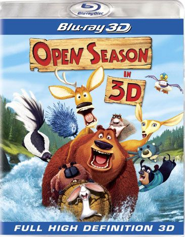 Sony Home Pictures Open Season 3-D