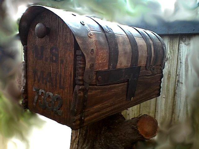 Cute country mailbox