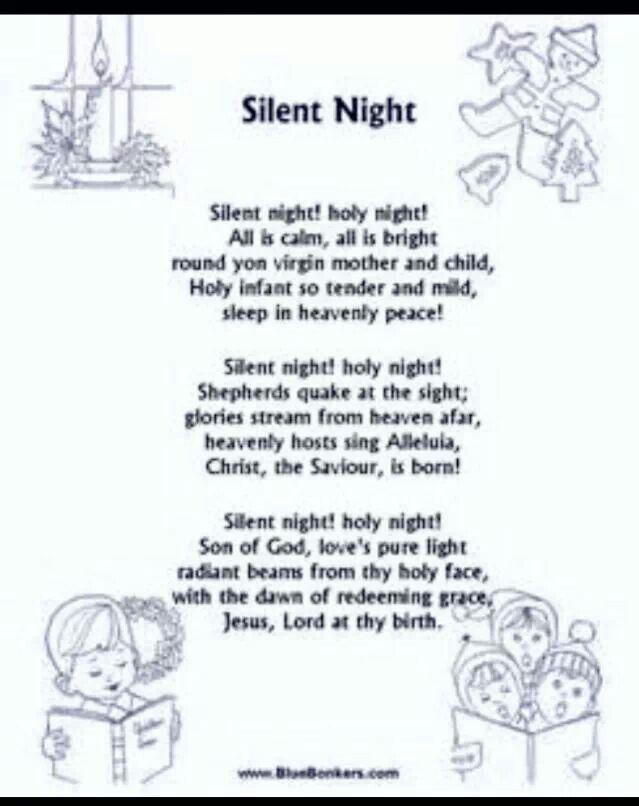 Christmas all around the world song lyrics
