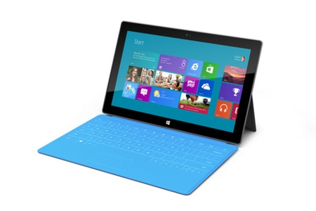 Microsoft Surface RT priced at $499 or $599 with Touch Cover keyboard