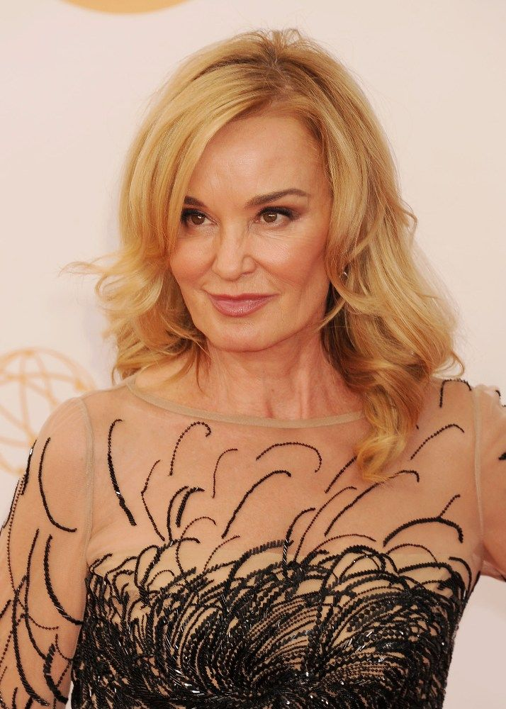 EMMYS: Jessica Lange by Andy LeCompte for Wella - Get the look!