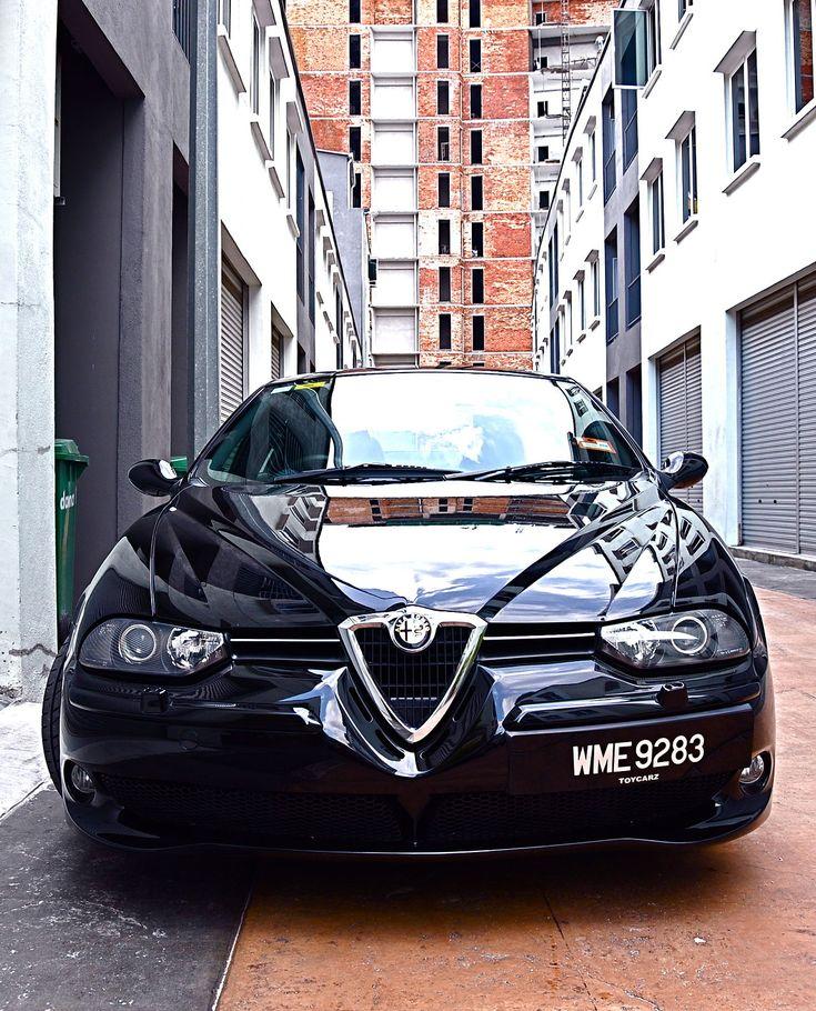 The 144 Best Alfa Romeo 156 Images On Pinterest