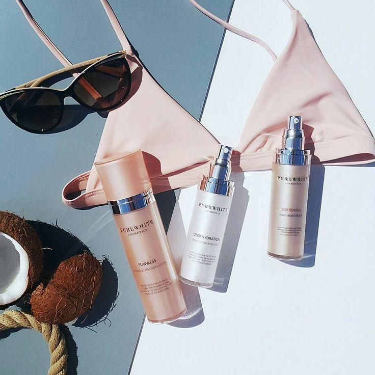 In the heat of August, keep your skin hydrated and radiant with our summer essentials. 1. Revitalise & activate your skin with the unique bi-phase Activating Treatment Lotion. 2. Improve texture & restore elasticity with the lightweight, fragrance-free Softening Daily Moisturizer. 3. Spritz our unique liquid moisturizer, the Beautifying Rose Mist whenever you want to get dewy, vibrant and fresh complexion.