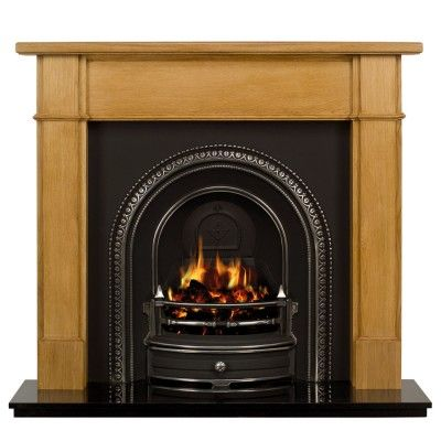 Darwin Wooden Fire Surround - Fire Surrounds