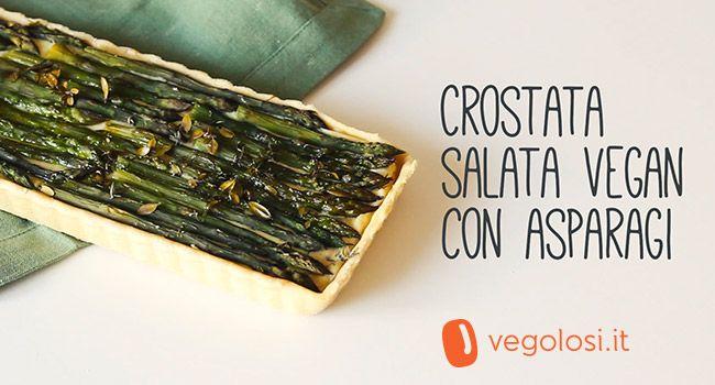 Crosata salata asparagi