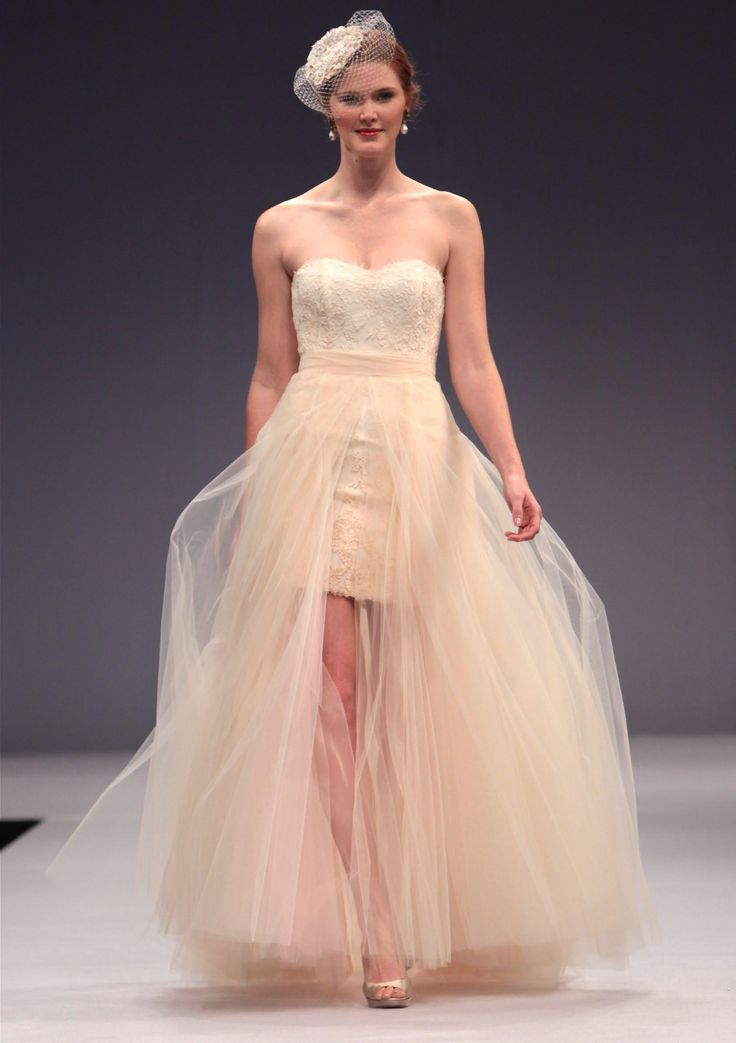 207 best Wedding Dresses images on Pinterest | Short wedding gowns ...
