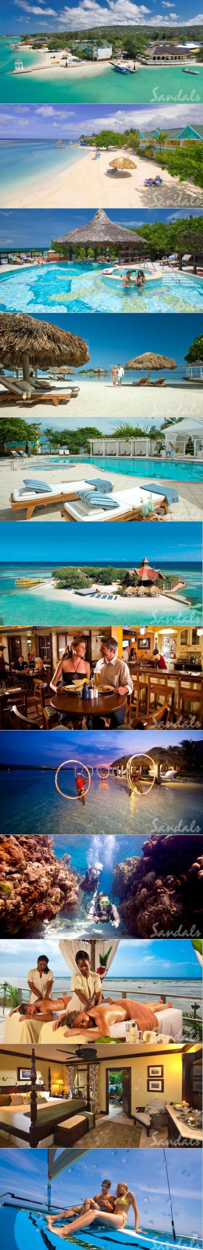 The Top Carribean All Inclusive Resorts For Couples. I may not be able to stay at these resorts, but I would LOVE to vacation here!