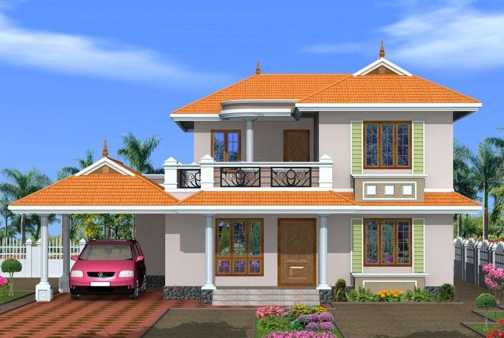 2150 Sq Ft 4 Bhk Kerala Home Design Kerala House Design New Model House Latest House Designs