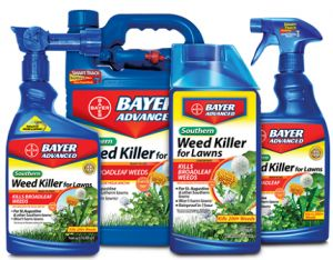 $3.00 OFF Bayer Advanced Lawn & Garden Care or Pest Control Product Coupon!