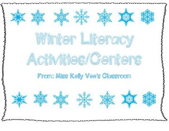 Whats Included: Creating Winter Sentences oCan be given as a worksheet to complete individually or can be laminated. Just cut and laminate the sentences (to modify copy each column on a different colour paper to ensure students use one of each fragment in a complete sentence).