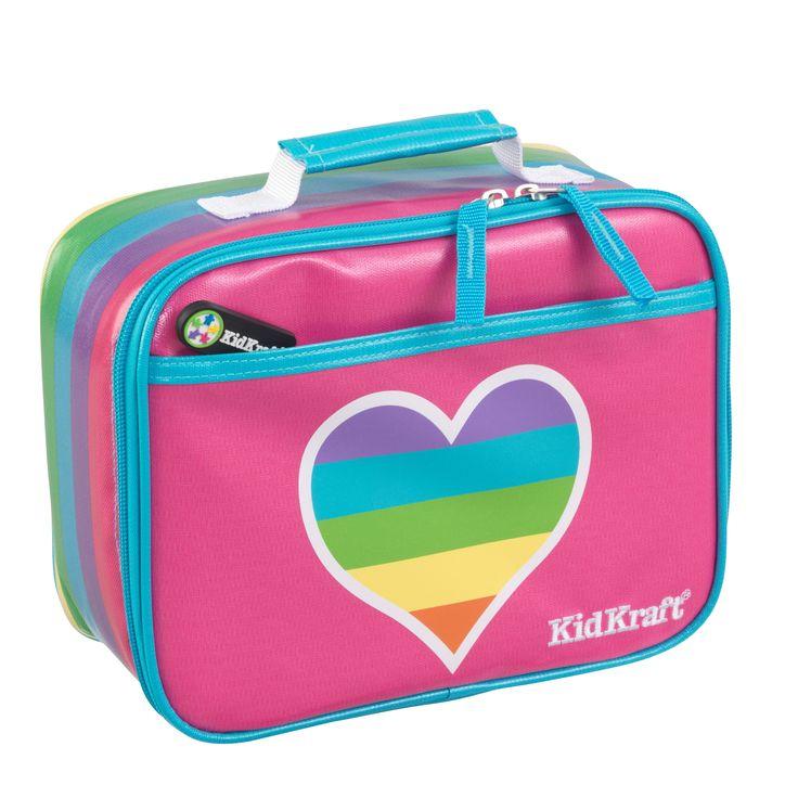 Kid Kraft Rainbow Lunch Box