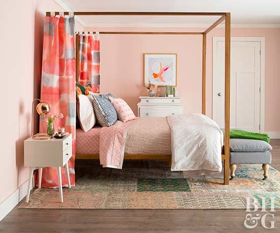 1674 best color inspiration images on pinterest home for Bedroom paint trends