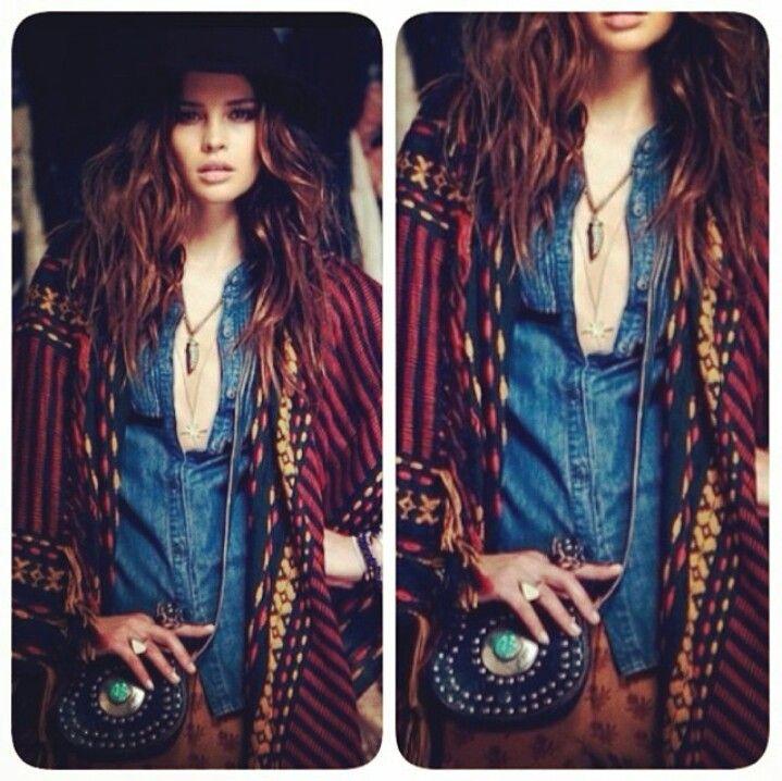 boho #style  Boho Style  Pinterest  Style, Boho style and Boho