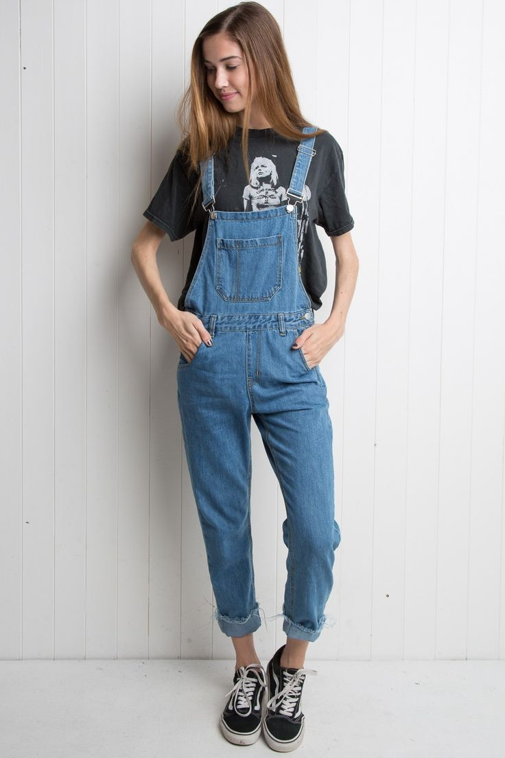 Brandy ♥ Melville | Jeremy Overalls - Just In