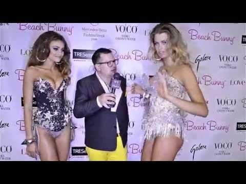 Hailey Clauson & Yara model for Beach Bunny Swimwear - http://maxblog.com/13670/hailey-clauson-yara-model-for-beach-bunny-swimwear/