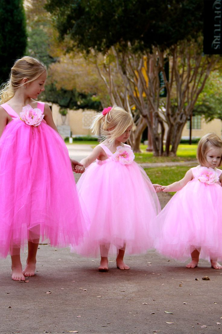 143 best Flower Girls images on Pinterest | Page boy, Dresses for ...