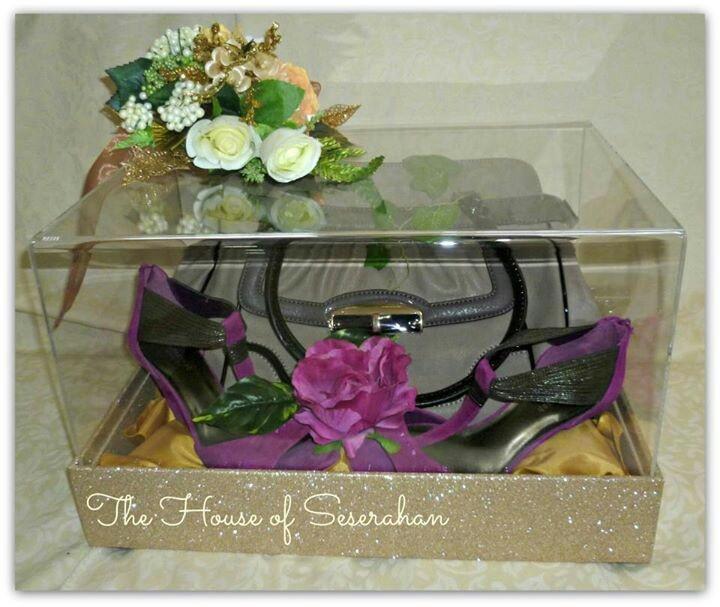 Golden wedding boxes seserahan #seserahan #Indonesia