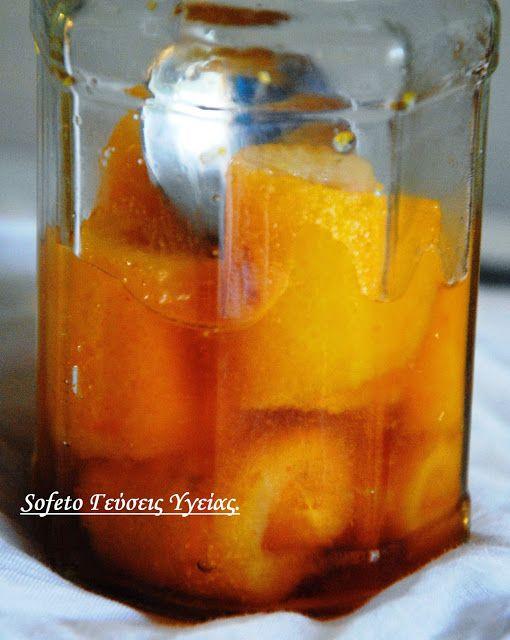 Το πορτοκάλι είναι ένα λατρεμένο μου φρούτο! Τον χειμώνα που βρίσκω φρέσκα και λαχταριστά πορτοκάλια απ' τα δέντρα του νησιού , είναι η καλύτερη μου εποχή για να φτιάξω το αγαπημένο μου γλυκό του κουταλιού. Κάθε μέρα λοιπόν που θα στύψω για χυμό της κόρης μου, ή κάθε φορά που θα καθαρίσω πορτοκάλι…