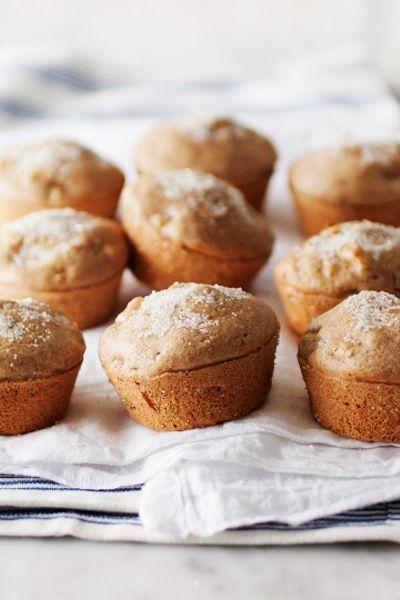 Apple Muffins | 10 Best Apple Desserts | Camille Styles