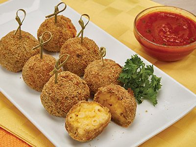 Mac N Cheese Balls Recipe | Power AirFryer XL™