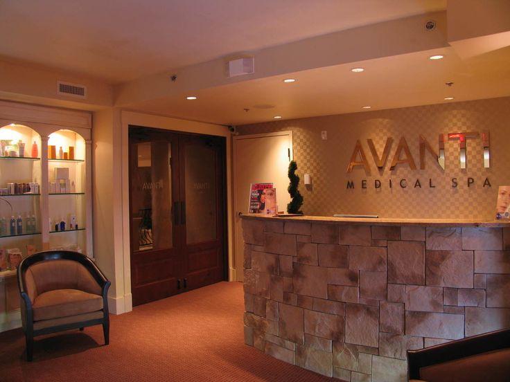 Medical Day Spa Interior Designer: Avanti Medispa on Behance