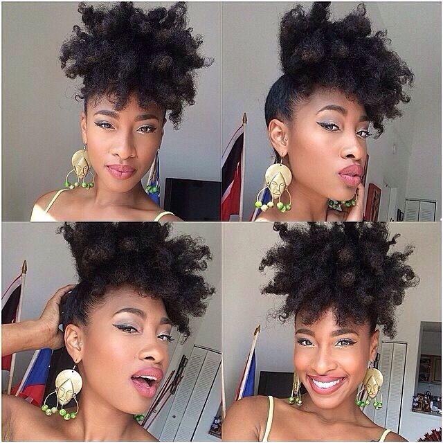 hair style curls 1324 best happy 2b nappy images on 1324 | 559c4427e9e90ae6b56738b367d095fe fun hairstyles black hairstyles