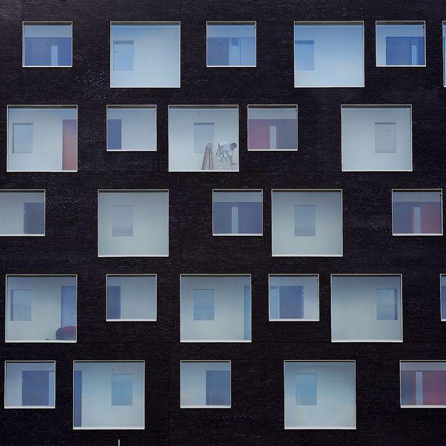 Appartementen Marco Polo, Ypenburg, Den Haag hdz architecten (2013) by geniessen, via Flickr