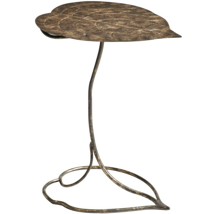 Leaf Accent Table