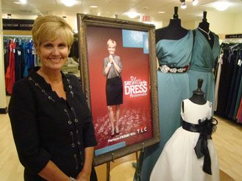 "Lori Allen Business owner of ""Bridals by Lori"" and TLC star of ""Say Yes to the Dress and SYTTD Bridesmaids"""
