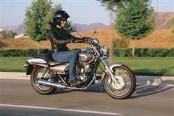 Beginner Motorcycles Kawasaki Eliminator 125