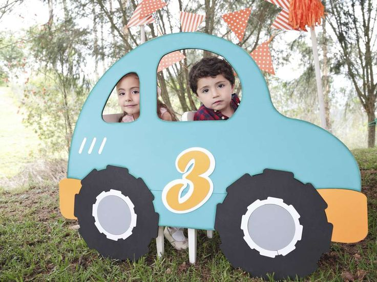 Motorcycle , Car Birthday Party Ideas | Photo 1 of 22 | Catch My Party