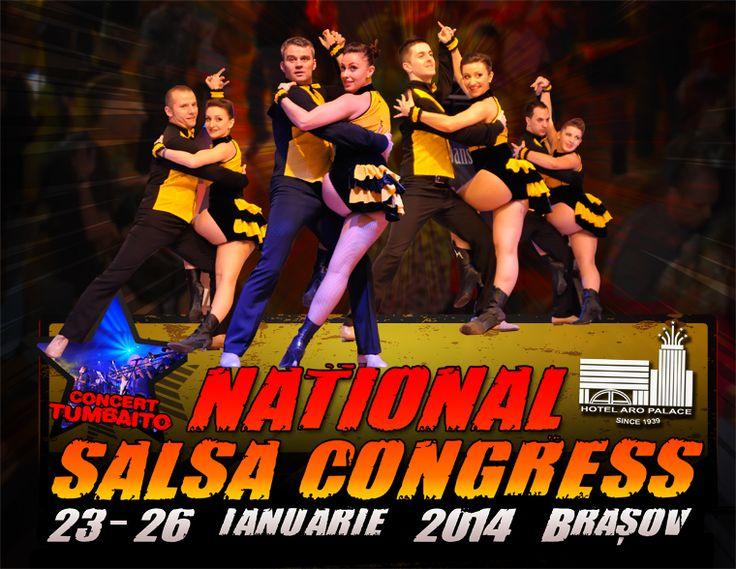 Congresul National de Salsa 2014 - Marea unire de salseros!