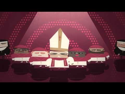 [video] Pope Song - http://dailyatheistquote.com/2013/01/26/video-pope-song/