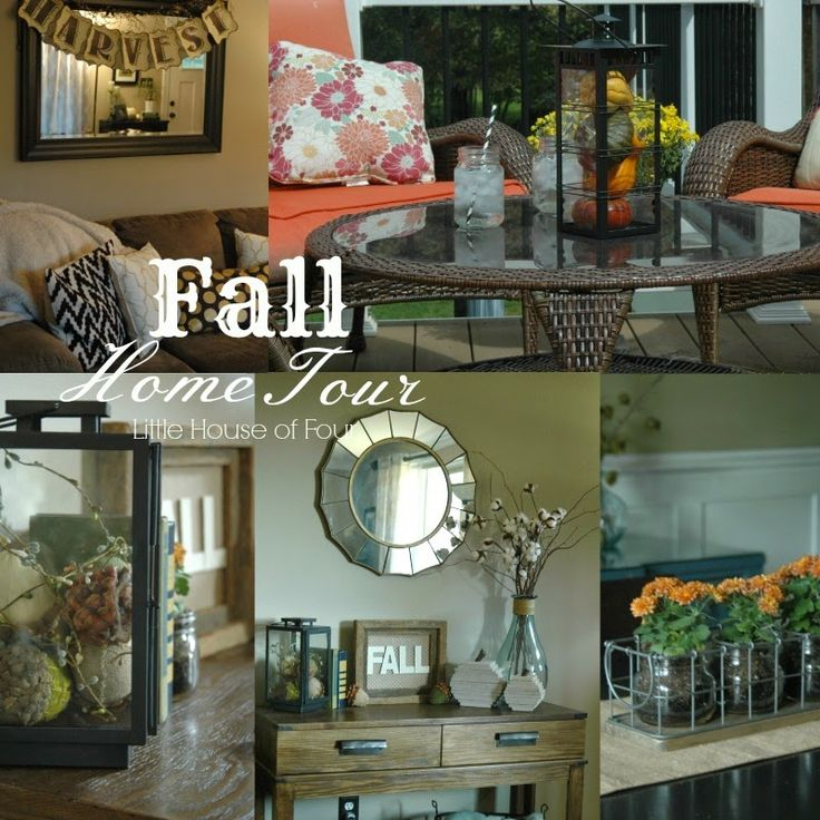 Diy Home Decor Fall Home Tour: 62 Best Home Tours On Youtube Images On Pinterest
