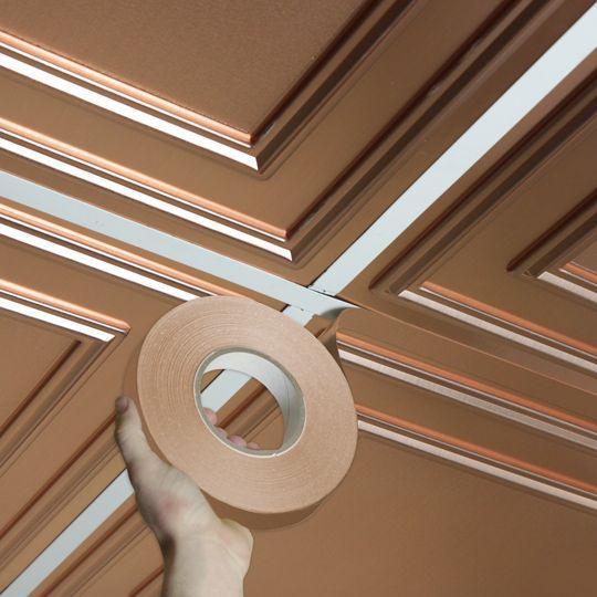 Self Adhesive Bathroom Ceiling Tiles: 25+ Best Ideas About Drop Ceiling Grid On Pinterest
