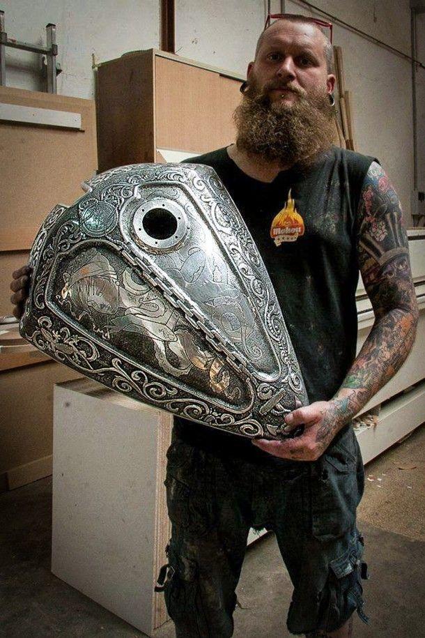 Tony the engraver. Love it!                                                                                                                                                                                 More