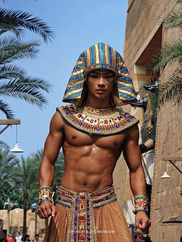 Hairy egyptian men