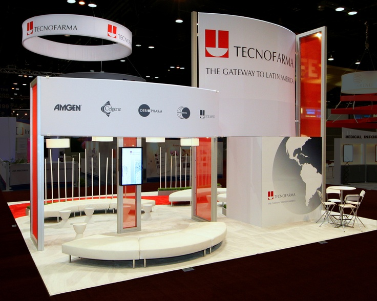 Since Tecnofarma was impressed with the elements that MG integrated into their booth, the brand was able to confidently focus on exploring different options for potential clients during the show and arrange for outside meetings.  MG Design: Trade Show Exhibits, Events, Environments, Experiences. www.mgdesign.com