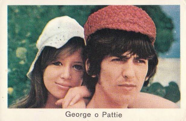 pattie boyd and olivia harrison - photo #35
