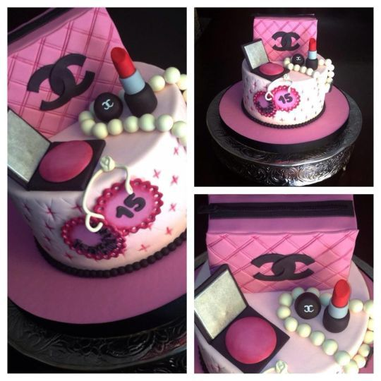 Channel Cake By Monika Cupcakes