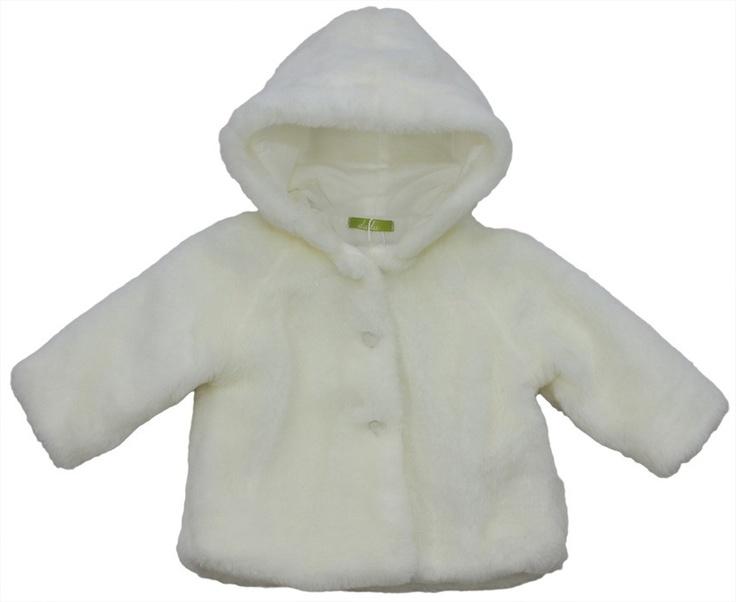 Abrigo de pelo blanco | White hair coat