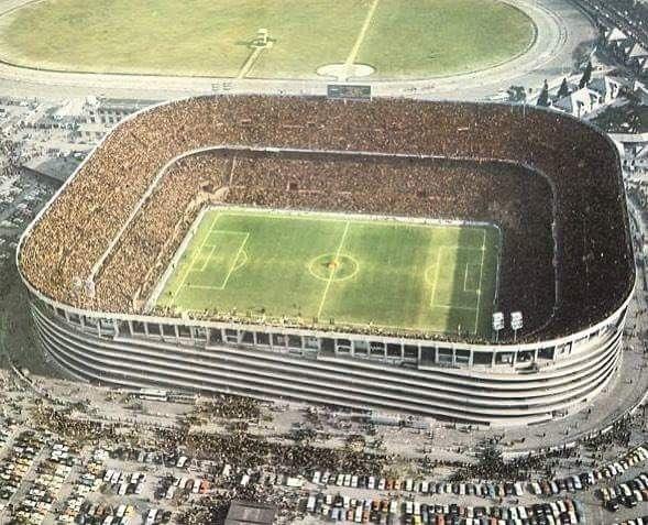 San Siro 1970's