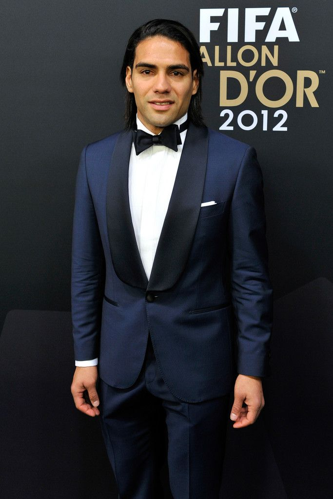 Radamel Falcao Photos - FIFA Ballon d'Or Gala 2012 - Zimbio
