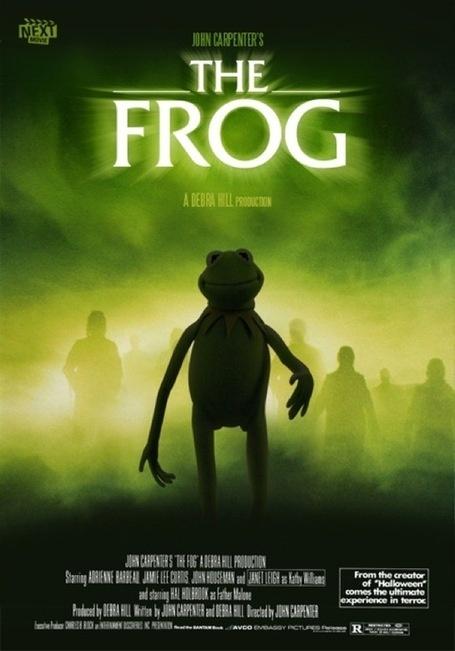 Les muppets font leur cinéma | Saigomor's news | Scoop.it