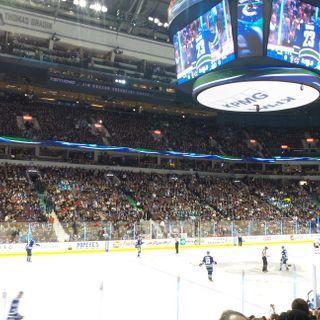 Ice hockey vancouver