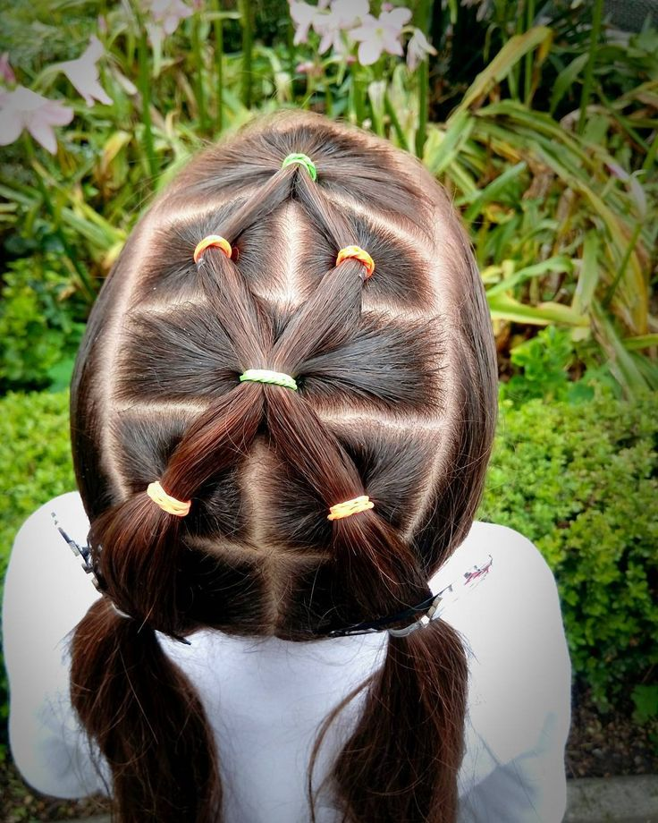 "141 curtidas, 21 comentários - Silvia Casanova (@wilvita_s) no Instagram: ""Super easy and cute hairstyle. I invite you to see the video in my YouTube channel WILVITA S link…"""